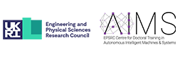 AIMS and EPSRC logo, part of Oxford's Engineering Department Research Group